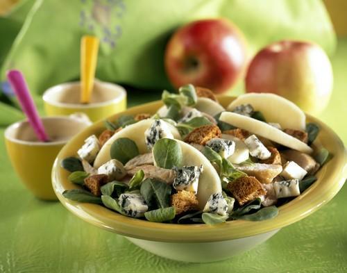 Osez la pomme en version salée ! - Photo par Quiveutdufromage.com