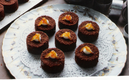 Chocolatines à l'orange - Photo par Maurice.B