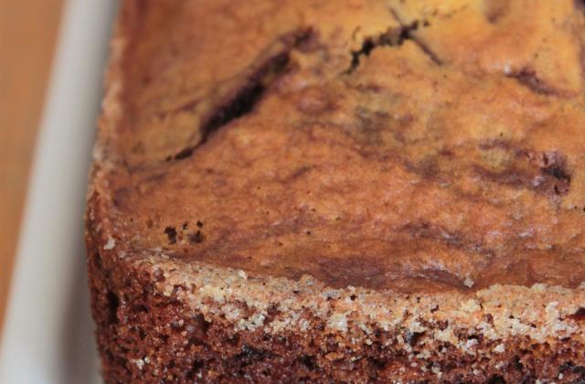 Cake au chocolat light - Photo par Toutendouceurs.com