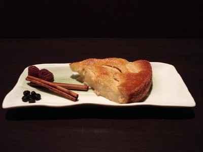 Gâteau aux pommes - Photo par mairesse