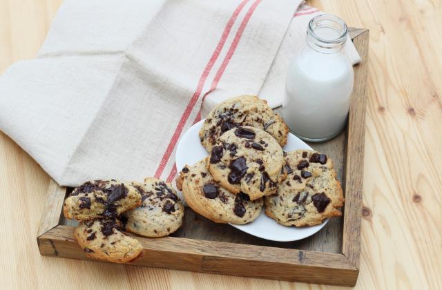 3 choses que vous ne saviez pas sur les cookies aux pépites de chocolat - Photo par Pascale Weeks