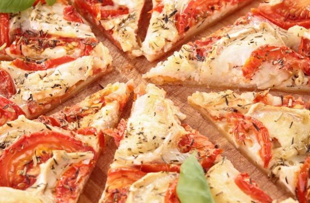 8  tartes mêlant tomates et chèvre à tester - Photo par 750g