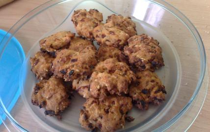 Cookies aux tomates séchées - Photo par annelivp