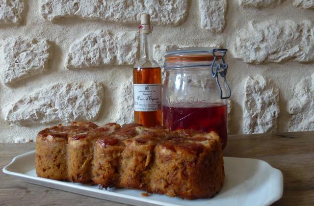 Pudding aux cerises - Photo par Invité