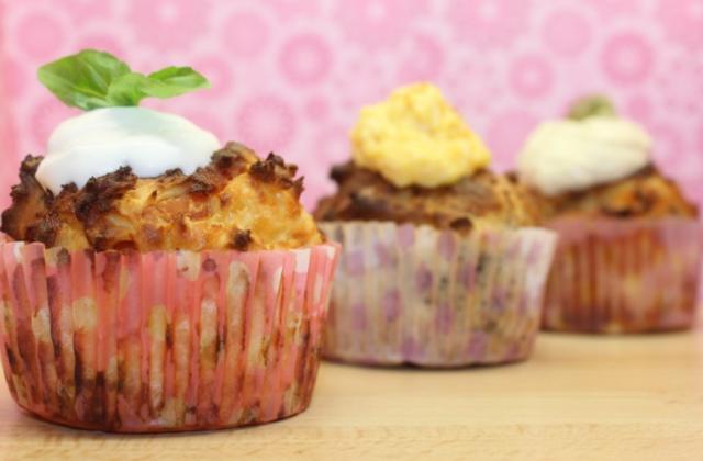 Cupcakes à la purée - Photo par severiEG