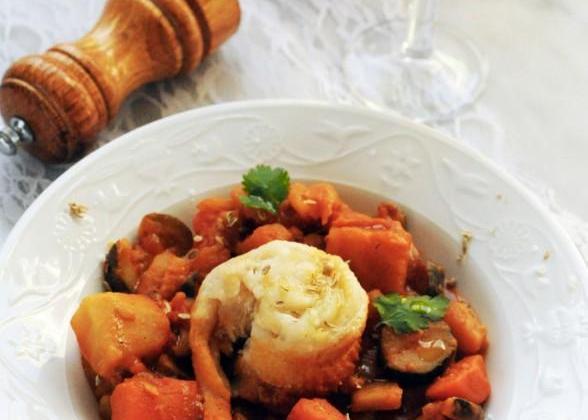 Légumes Compotés pour Couscous à la sole - Photo par Dorian Nieto