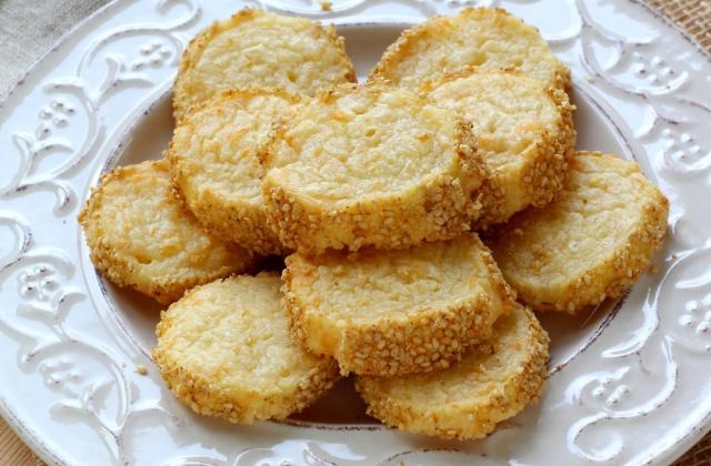 Ces 5 biscuits salés apéro maison à avoir dans son répertoire - Photo par Silvia Santucci