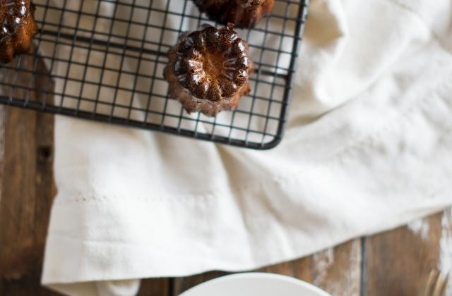 Cannelés chorizo et poivron rouge - Photo par Hilaryspursuit