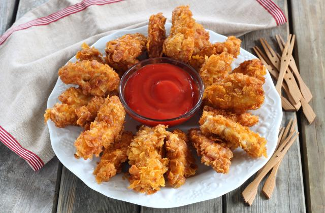Poulet maison façon KFC - Photo par Silvia Santucci