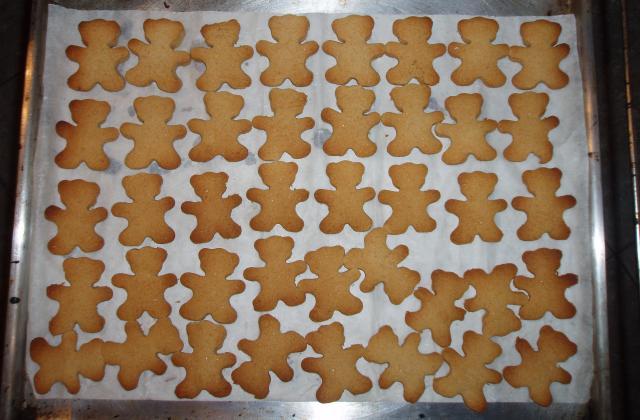 """Petits bonshommes de pain d""""épices - Photo par solenelacook"""