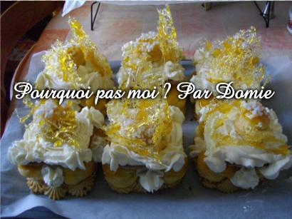 Des Saint-Honoré chez les Gascons !!! - Photo par Pourquoi pas moi ? Par Domie