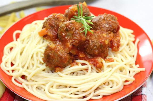 La vraie recette des spaghetti boulettes de La Belle et le Clochard - Photo par 750g