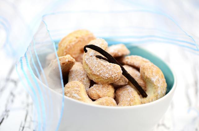 5 biscuits sublimés grâce à la poudre d'amande - Photo par Evacuisine