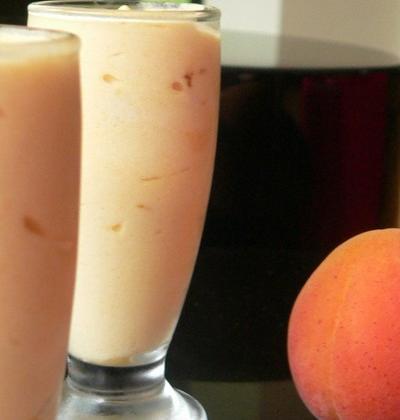 Mousse à l'abricot au nougat - Photo par fanetth