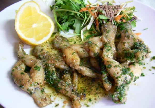 Anguille à la provençale - Photo par jujutreu