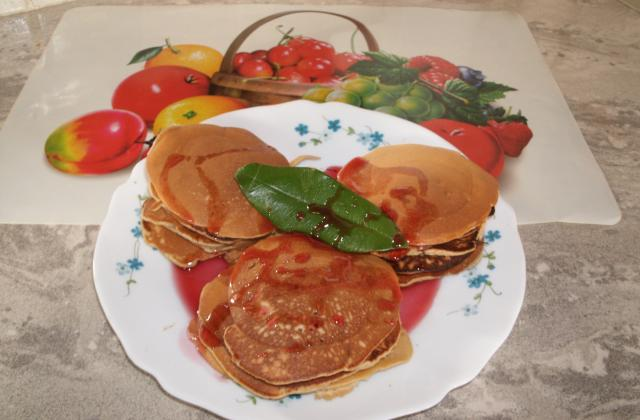 Pancakes maison - Photo par mathildee