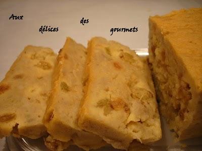 Cake original à la patate douce - Photo par fimere2