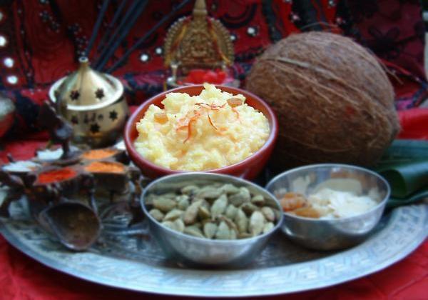Riz au lait indien le Khir - Photo par pankaj