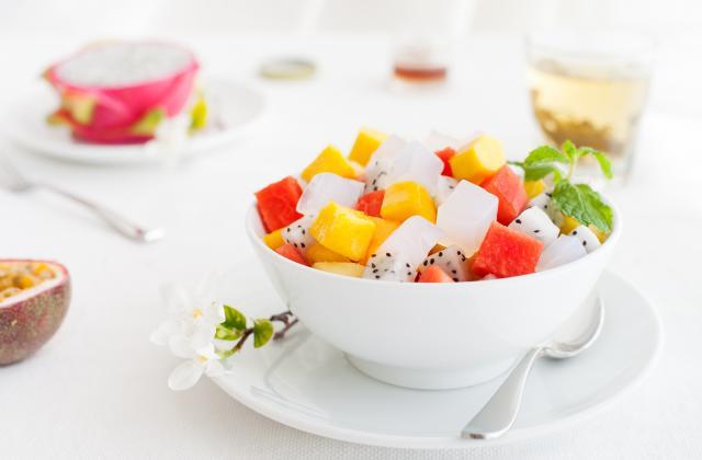 5 trucs à faire avec une boite de cocktail de fruits - Photo par 750g