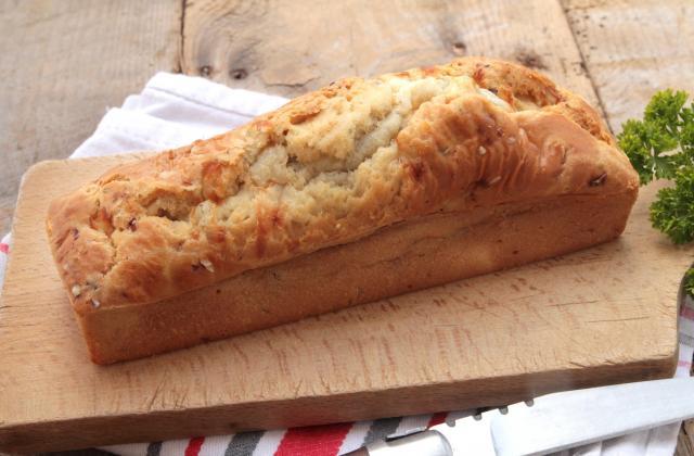 Cake au thon - Photo par solangH