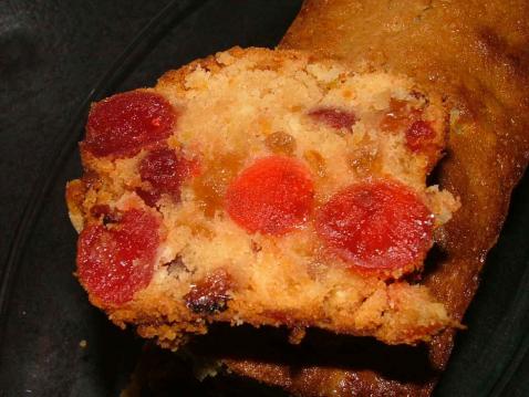 Cake aux fruits confits au cognac - Photo par 750g