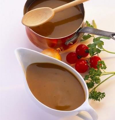 Sauce armoricaine - Photo par dethye eric