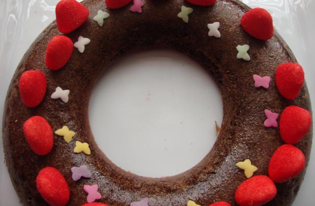 Gâteau cacao rapide - Photo par la cuisine de doudou