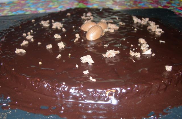 Gâteau spécial Pâques - Photo par lamissAL