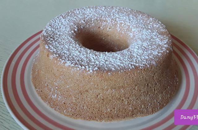 Angel cake au thermomix - Photo par Dany33
