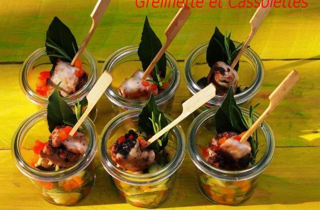 Roulades d'Escargots à la Tapenade - Photo par isa-marie