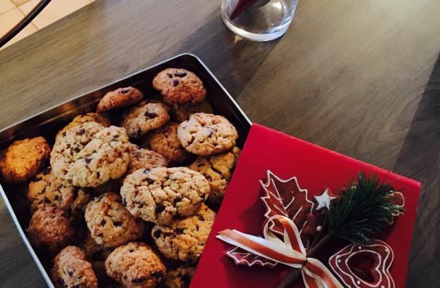 Cookies moelleux aux pépites de chocolat - Photo par cpassa
