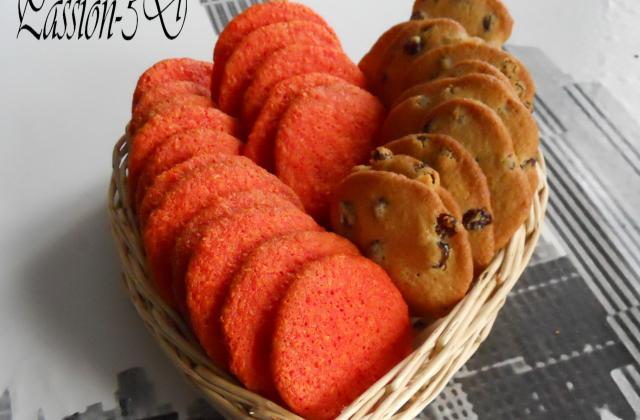 Cookies faciles et gourmands - Photo par passion-3D