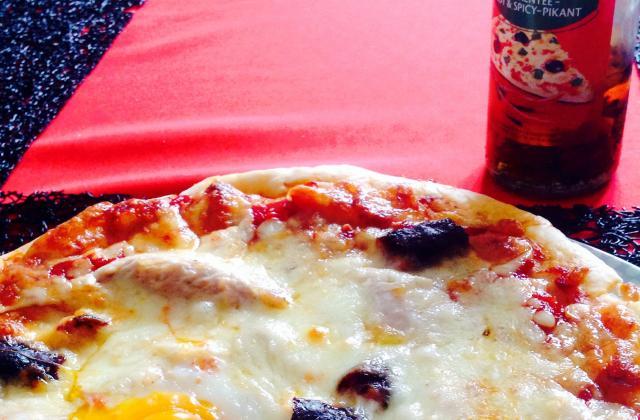 Pizza au poulet classique - Photo par binta16