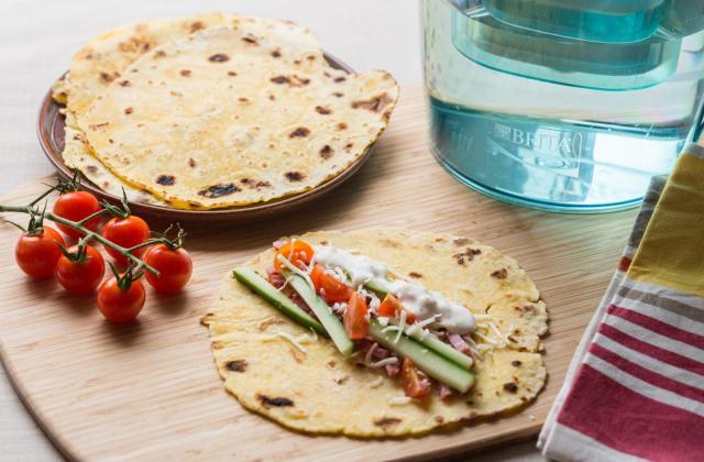 Tortillas maison - Photo par Silvia Santucci