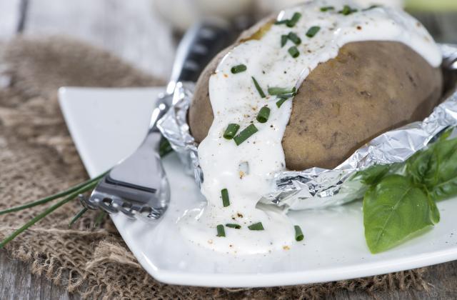 Pommes de terre surprise - Photo par sarahrj