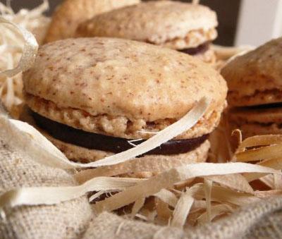 Macarons Creusois - Photo par chefni