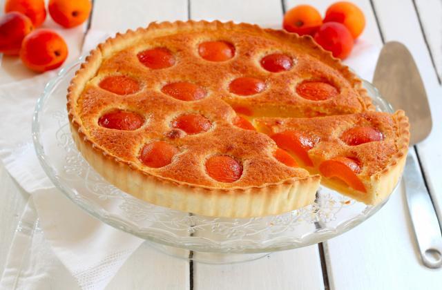 Tarte aux abricots - Photo par Silvia Santucci