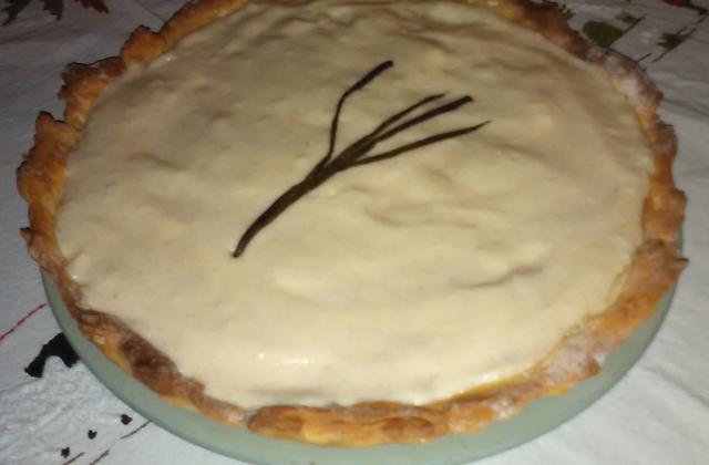 Une idée de tarte tropézienne - Photo par lespetitesmarmitesdemika