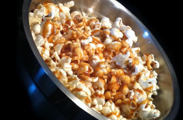Popcorn Baff fait maison ! - Photo par wonderalice