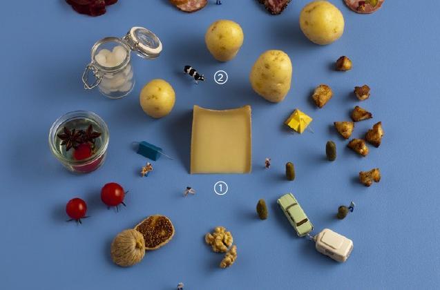 Racletttes : Et quelques petits riens qui changent tout - Photo par soniaes