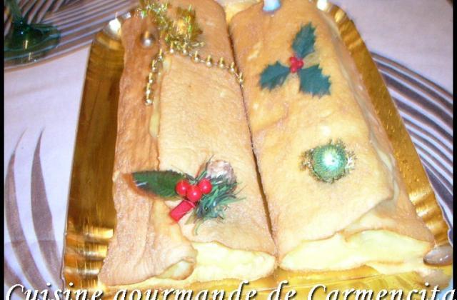 Gâteau roulé à la crème au citron - Photo par Carmen