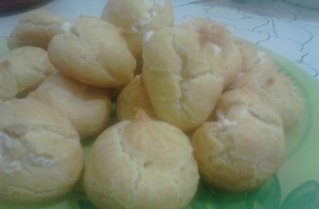 Mini choux Thon-Fromage - Photo par Communauté 750g