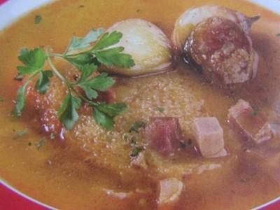 Sopa de ajo - Photo par maitep3
