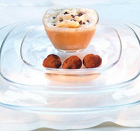 Chicorée glacée et ses ganaches - Photo par Chicorée Leroux