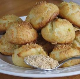 """Chouquettes """"à la Québécoise"""" - Photo par l'Amoureuse des desserts"""