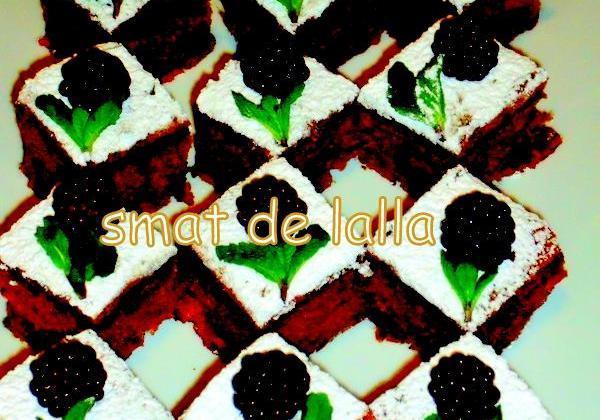Gâteau aux dattes - Photo par lalla1