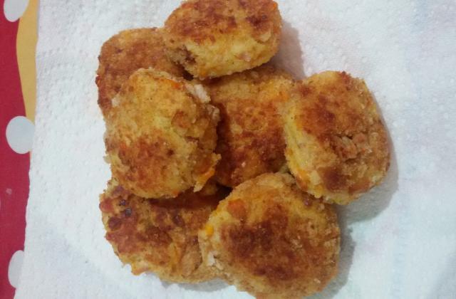 Croquettes jambon fromage - Photo par Chachou