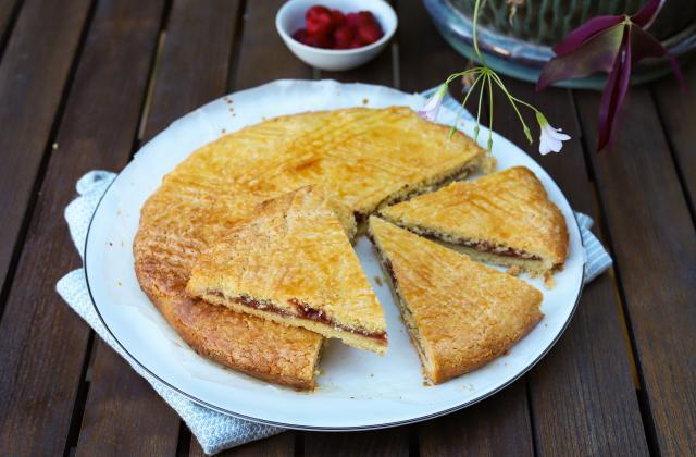 Gâteau breton à la framboise - Photo par Silvia Santucci