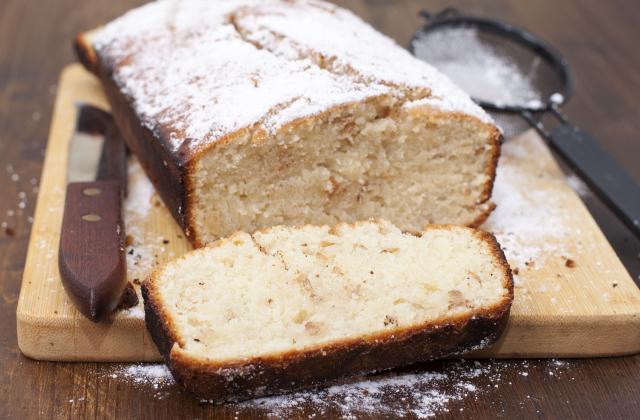 Gâteau de semoule aux noisettes - Photo par 750g
