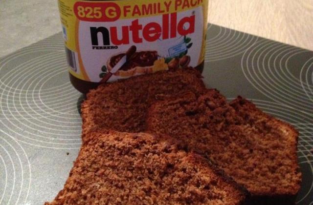 Nutella Cake - Photo par catiap